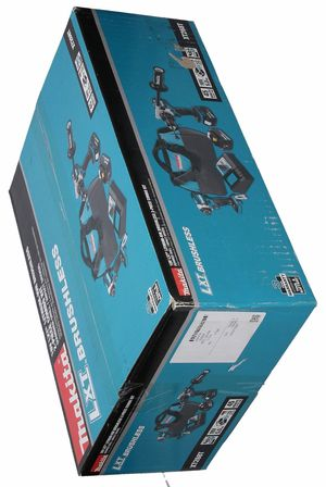 Makita 18-Volt LXT Lithium-ion Brushless Cordless 2-piece Combo Kit (Hammer Drill/ Impact Driver) 5.0Ah for Sale in Renton, WA