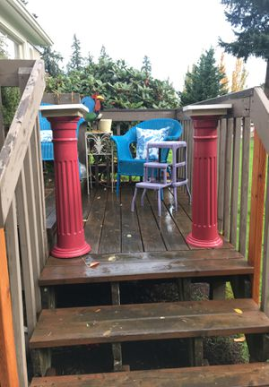 Red columns for Sale in Lake Oswego, OR