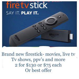 Amazon Fire TV Stick for Sale in DeSoto, TX