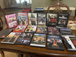 Variety of Movies for Sale in Montclair, CA