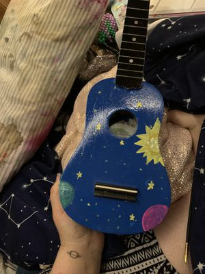 custom painted ukuleles for Sale in Putnam, CT
