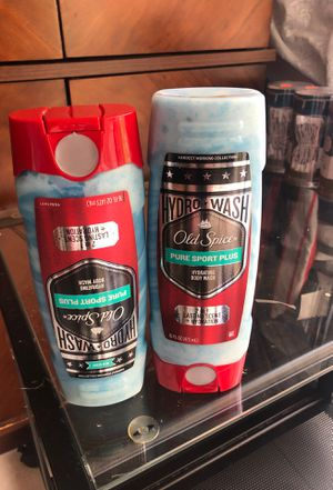 Old spice body wash for Sale in Coconut Creek, FL