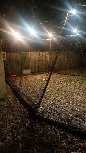 Baseball Batting Cage - Outdoor for Sale in Tampa, FL