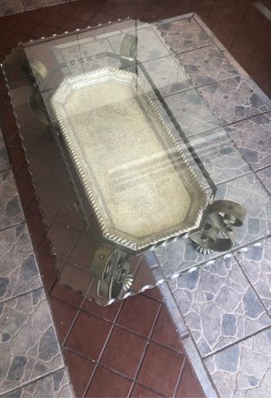 Glass Coffee Table for Sale in Chula Vista, CA
