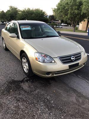 2004 Nissan Altima for Sale in Salt Lake City, UT