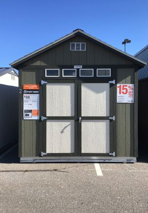 Tuff Shed 10x16 TR800 for Sale in Clearfield, UT