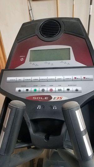 Sole E35 elliptical for Sale in Paso Robles, CA