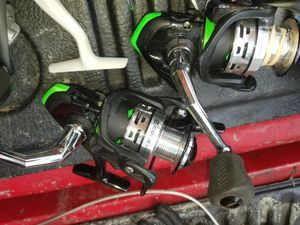 13 fish code reel new 25 each for Sale in Indianapolis, IN