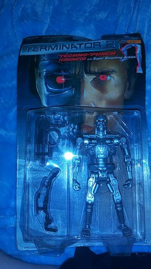 Toy collectible terminator 2 digure made in 1998 for Sale in Morrisville, PA