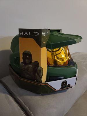 Halo Master Chief Adult Size Helmet for Sale in Woodbridge, VA
