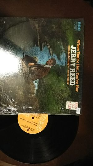 LP Jerry Reed for Sale in Jacksonville, FL