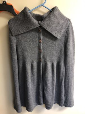 Two Women's Sweaters - Vince, Eileen Fisher (L/XL) for Sale in Seattle, WA