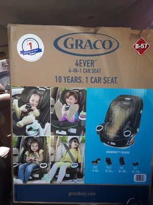 Graco 4ever convertible car seat for Sale in Perris, CA