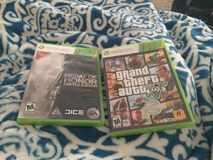 Xbox 360 games for Sale in New London, MO