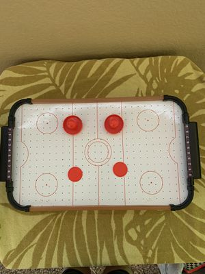 Mini Table Top Air Hockey for Sale in Las Vegas, NV