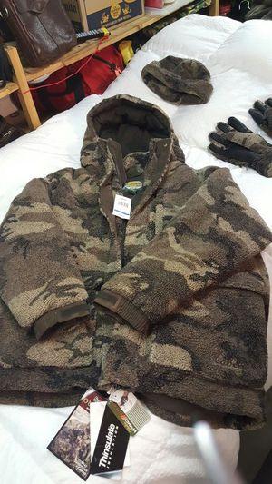 Cabellas Berber Extreme Parka, Bib and Sweatshirt for Sale for sale  Livingston, NJ