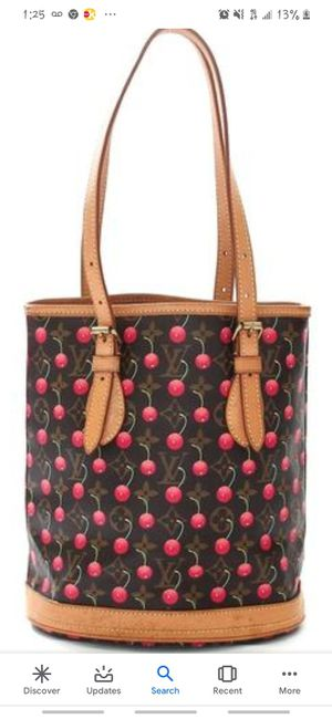 Louis Vuitton athletic special edition cherry bag for Sale in Salt Lake City, UT