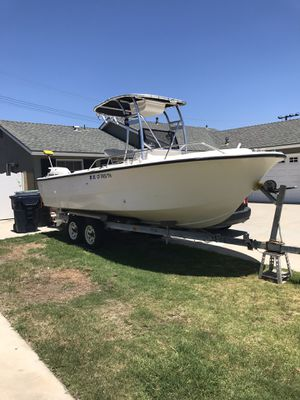21 foot proline center console boat for sale for Sale in Huntington Beach, CA
