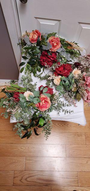 Artificial Floral Arrangement Centerpieces Wedding Birthday Decore Décor Decoration $18.00 Each for Sale in Gardena, CA