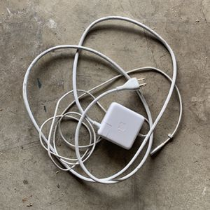 Old Mac laptop Charger With Extension for Sale in Sunnyvale, CA