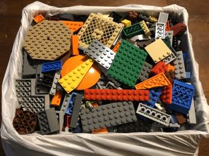 Lego Bulk - USPS Medium Box Filled with Lego for Sale in Garden Grove, CA