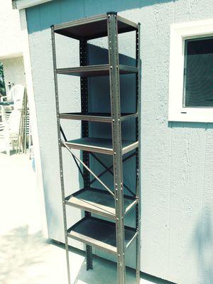 Metal shelving rack for Sale in Hacienda Heights, CA