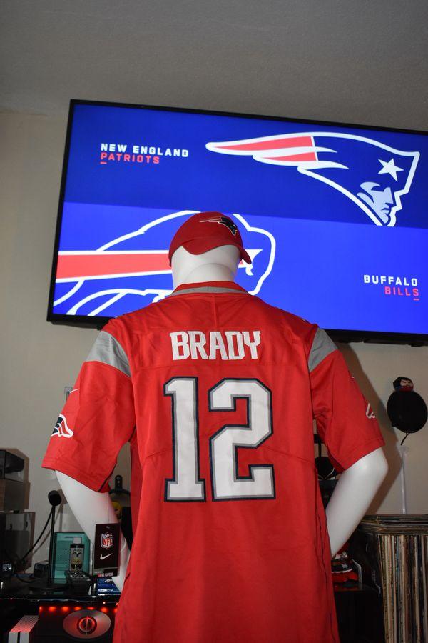 Patriots jerseys 100th .pick up or ship