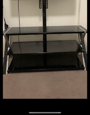 Mesa con están para televisor de 43 hasta 52 pulgadas for Sale in TEMPLE TERR, FL