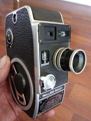 Paillard-Bolex Compact 8mm Movie Camera for Sale in Montclair, CA