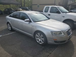 2005 audi a6 quattro 3.2 for Sale in Tacoma, WA