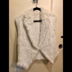 Genuine Rabbit Fur vest for Sale in Myrtle Beach, SC