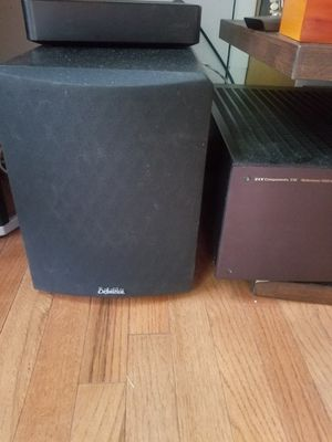 Definitive technology powerfield subwoofer for Sale in Arvada, CO