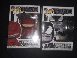 Venomized Daredevil & Thanos Funko for Sale in Tolleson, AZ