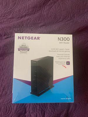 Netgear N300 for Sale in Gardena, CA
