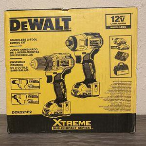 DEWALT 12 VOLT COMBO** PRECIO FIRME - FIRM PRICE ** for Sale in Dallas, TX