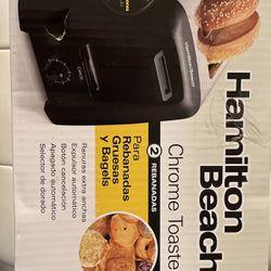 Hamilton Beach Chrome Toaster for Sale in Columbus,  OH