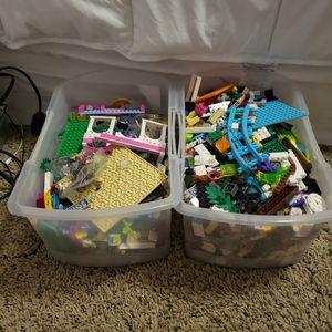 1000+ Lego Pieces multicolor for Sale in Piedmont, CA