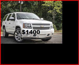 Price$1400 2008 CHEVROLET TAHOE LTZ for Sale in Sacramento, CA