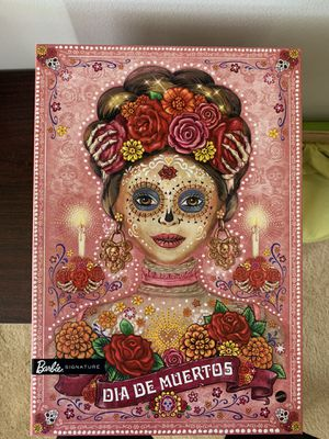 **NEW** 2020 Barbie Dia De Los Muertos Day of the Dead Doll for Sale in Apex, NC