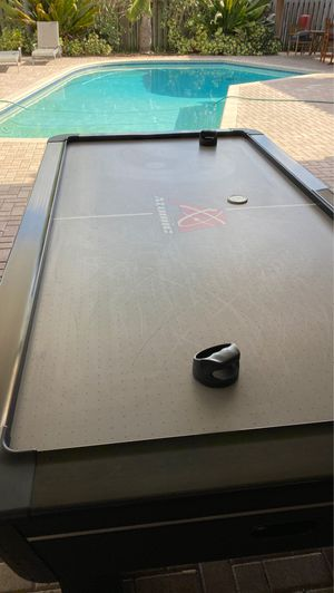 Atomic Air Hockey Table. Full size for Sale in Plantation, FL