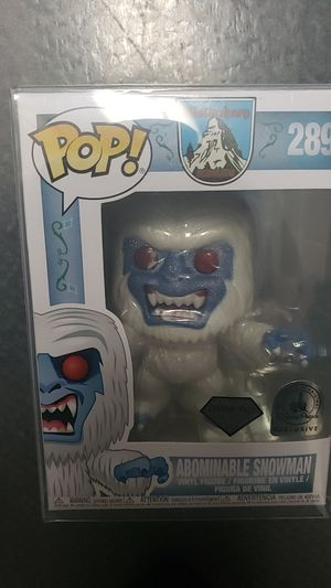 Funko Abominable Snowman for Sale in Orange, CA