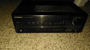 Pioneer receiver sx-203 for Sale in Bakersfield, CA