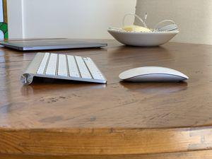 Apple Wireless Keyboard & Mouse for Sale in El Segundo, CA