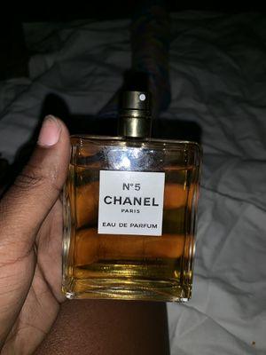 No5 Chanel Paris Perfume for Sale in Las Vegas, NV