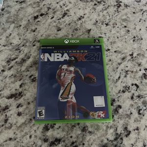 NBA 2K21 Next Gen Xbox Series X for Sale in Fort Lauderdale, FL