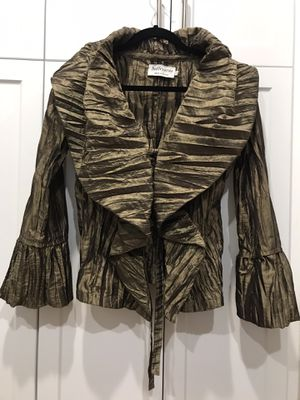 Designer's jacket Size 6 for Sale in Los Angeles, CA
