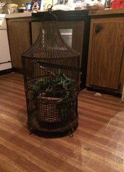 Bird cage for Sale in Choctaw,  OK
