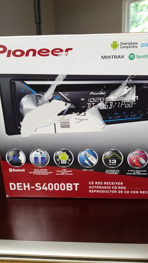 Pioneer CD RDS Receiver-NIB for Sale in Fort Washington, MD