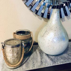 Three vases / Home decor for Sale in Chula Vista, CA