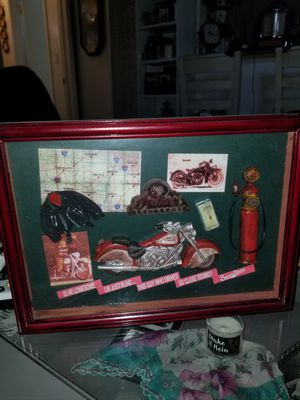 Shadow Box Picture for Sale in Whittier, CA